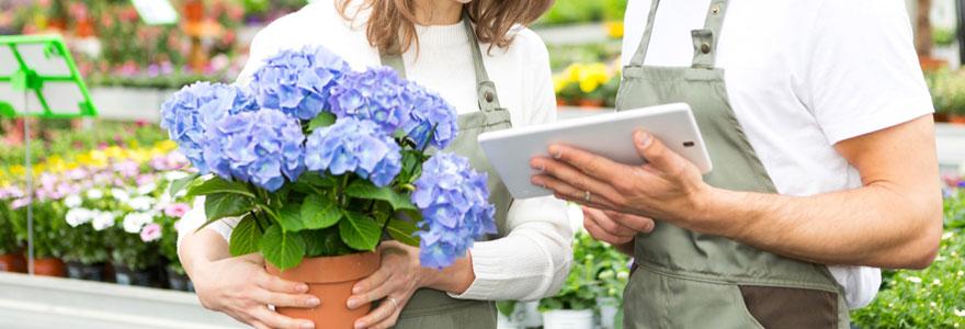 Offrez des fleurs à vos contacts