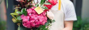 Offrir des fleurs